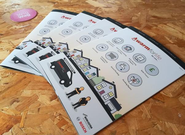 Brochure Design Nottingham