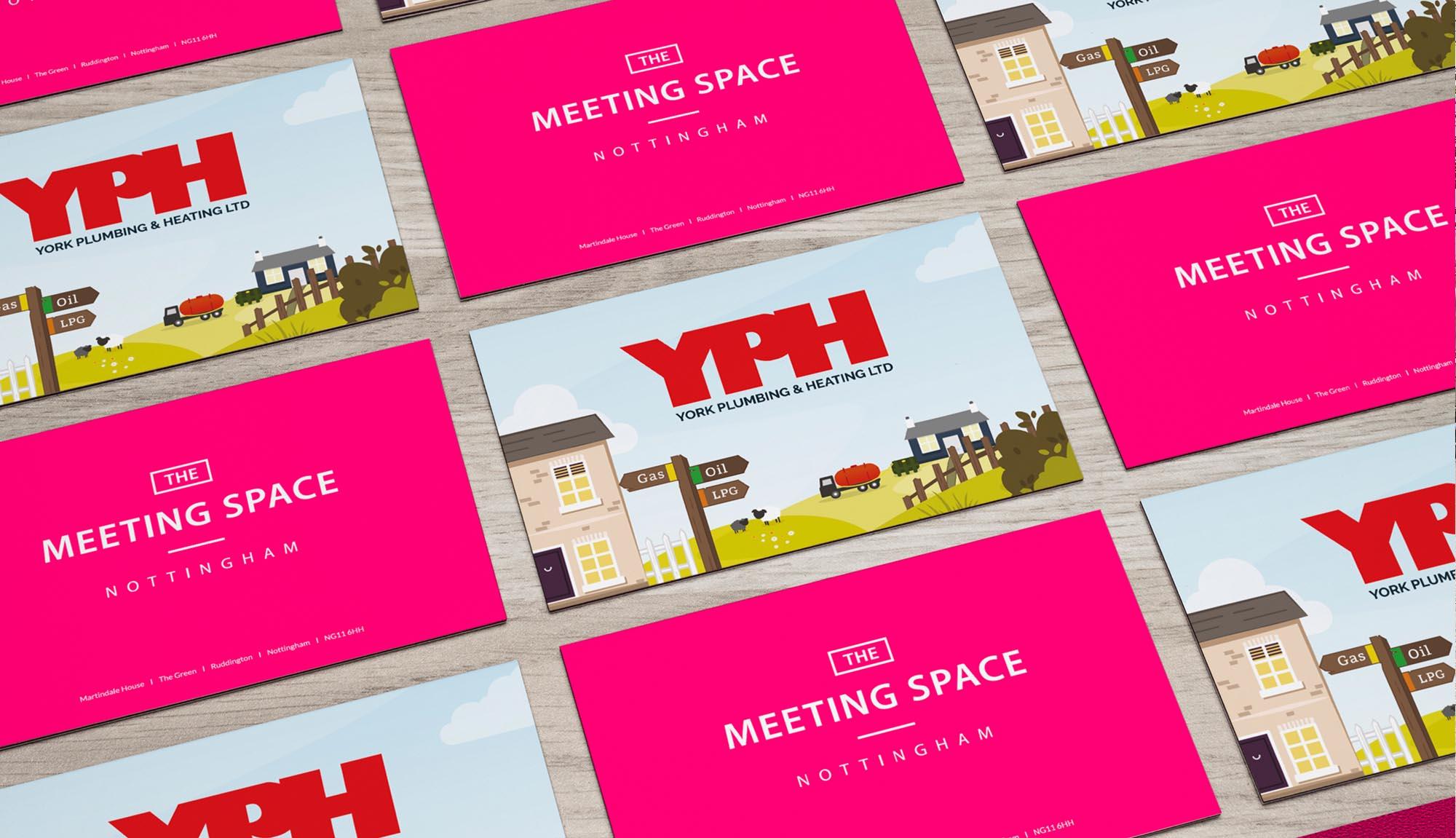 Postcards Nottingham