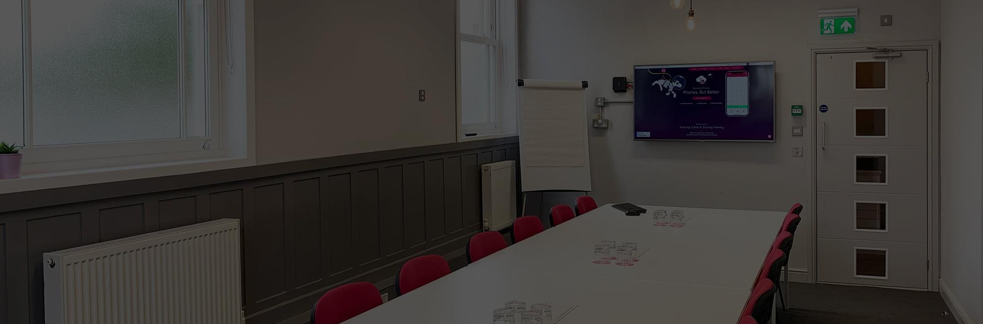 training room Nottingham