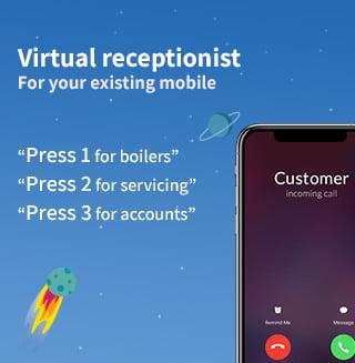 WigWag virtual receptionist service