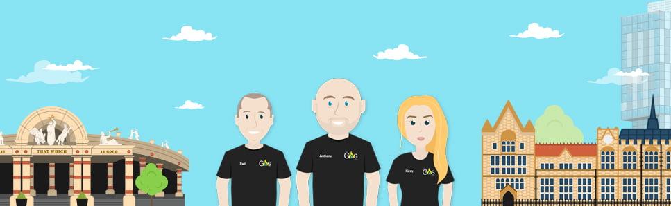 Manchester Based Bespoke Illustrations