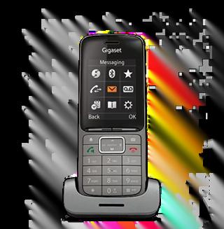 Gigaset SL750H Cordless handset business phone