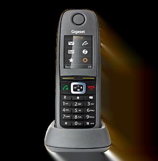 Gigaset R650H Cordless rugged internet phone