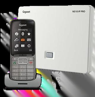 Gigaset SL750H with Base
