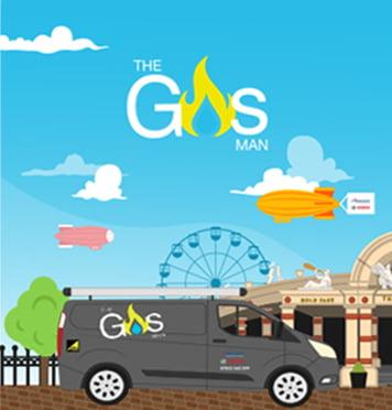 The Gas Man Case study