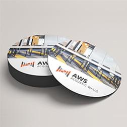 Coasters for heating engineers