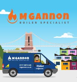 M Gannon case study website
