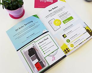 WigWag Nottingham Brochures