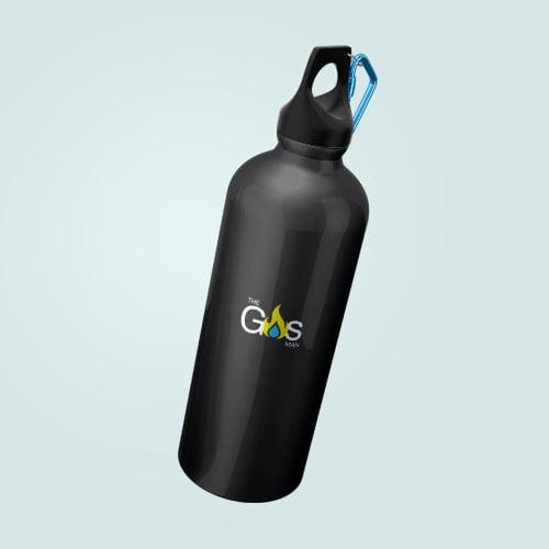 Branded workwear bottle