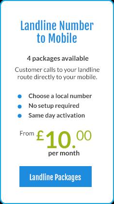 Landline number to mobile Nottingham